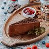 Фото к позиции меню Шоколадный чизкейк
