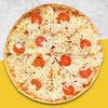 Фото к позиции меню Маргарита De luxe Пицца 30 см на ПАН тесте