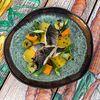Фото к позиции меню Филе сибаса с манго и соусом из маракуйи