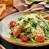Фото к позиции меню Цезарь салат