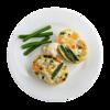 Фото к позиции меню Фриттата белковая с овощами