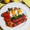 Фото к позиции меню Английский завтрак