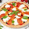Фото к позиции меню Пицца Капрезе