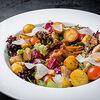 Фото к позиции меню Теплый салат с телятиной