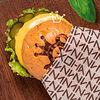 Фото к позиции меню Чизбургер с курицей  №1