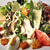Фото к позиции меню Цезарь с курицей салат