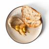 Фото к позиции меню Паштет из утиной печени с грушей и яблоками