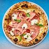 Фото к позиции меню Пицца Мортаделла с страчателлой