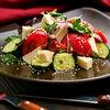 Фото к позиции меню Грузинский дворик салат