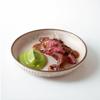 Фото к позиции меню Вырезка баранины с нежным пюре из брокколи