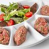 Фото к позиции меню Тар-тар из австралийской говядины