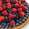 Фото к позиции меню Ягодный тарт
