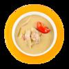 Фото к позиции меню Суп Том Пха Кай