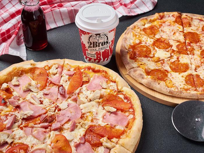 Pizza&pasta 2bros