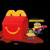 Фото к позиции меню Игрушка из серии Миньоны