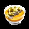 Фото к позиции меню Чиа пудинг с манго