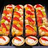 Фото к позиции меню На 2-4 персоны мини фруктовые десерты