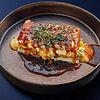 Фото к позиции меню Ахи тунец с рисом чираши