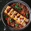 Фото к позиции меню Соба с тофу Vegan