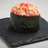 Фото к позиции меню Запеченные суши с крабом