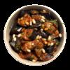 Фото к позиции меню Икра из баклажанов с кедровыми орешками