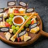 Фото к позиции меню Ассорти итальянских сыров