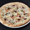 Фото к позиции меню Пицца Грибная с ветчиной
