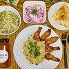 Фото к позиции меню Комплексный обед №7