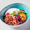 Фото к позиции меню Творожный боул с ягодами
