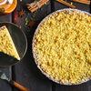 Фото к позиции меню Яблочный тарт порция