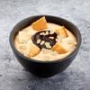 Фото к позиции меню Десерт гурьевский с шоколадным кремом и орешками