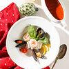 Фото к позиции меню Cуп с морепродуктами