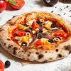Фото к позиции меню С анчоусами и маслинами