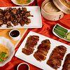 Фото к позиции меню Традиционная утка по-пекински с утиными семечками