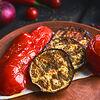 Фото к позиции меню Овощи на мангале
