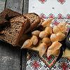 Фото к позиции меню Хлеб на 3-4 персоны