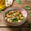 Фото к позиции меню Салат с тофу