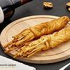 Фото к позиции меню Сыр косичка копченая порция