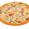 Фото к позиции меню Деревенская пицца