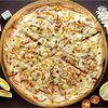 Фото к позиции меню Пицца с копченым лососем