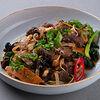 Фото к позиции меню Лапша с говядиной и грибами