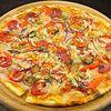 Фото к позиции меню Пицца по-домашнему