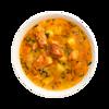 Фото к позиции меню Суп рыбный с неркой