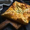Фото к позиции меню Пеновани со шпинатом и сыром