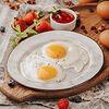Фото к позиции меню Яичница из 2 яиц