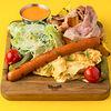 Фото к позиции меню Набор Завтрак
