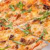 Фото к позиции меню Пицца с белыми грибами