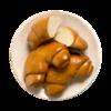 Фото к позиции меню Рогалики пшеничные от шеф-пекаря Ав