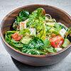 Фото к позиции меню Салат из фермерских овощей