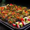 Фото к позиции меню На 2-4 персоны мангал салат